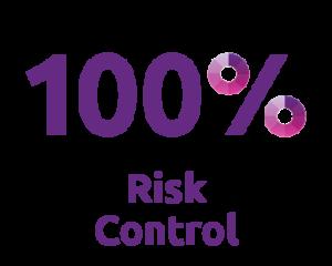 100% Risk Control